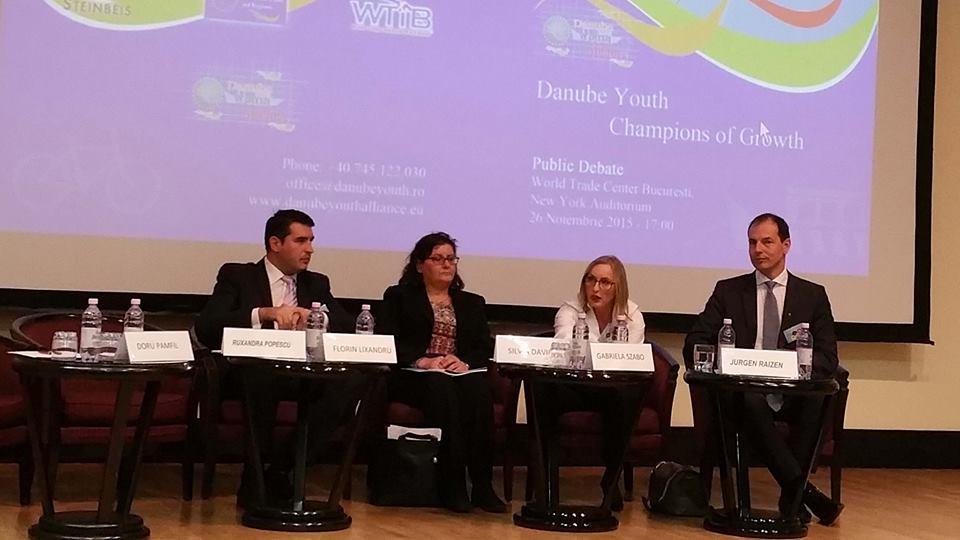 """Danube Youth – Champions of Growth"", Bucharest"