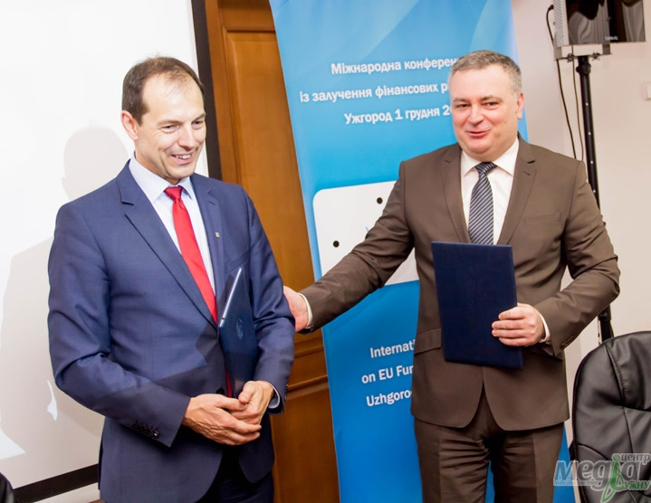 "In Uzhgorod University Center will start operating fund ""Shtaynbays"" – Steinbeis"